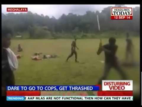 Xxx Mp4 GNLA Rebels Beat Up Civilians In A Shocking Video 3gp Sex