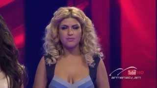 Raisa Avanesyan vs. Artur Musayelyan,Cose Della Vita - The Voice of Armenia - The Battles - Season 3