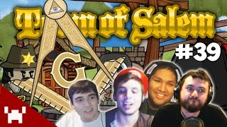 THE FREEMASONS! (Town of Salem TRI FACECAM w/ The Derp Crew Ep. 39)