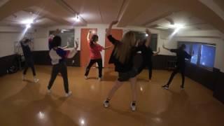 ETC池袋校 MOMOKA/GIRLS HIPHOPレッスン