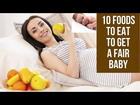 10 Foods That Every Woman Should Eat During Pregnancy To Get A Fair Baby