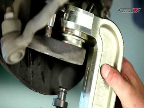 KL-0326-10 A, KL-0165-25  Suspension Ball Joint Replacement Mercedes