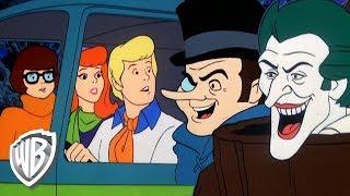 Scooby-Doo! en Español Latino America | El Joker y Penguin a Mystery Inc