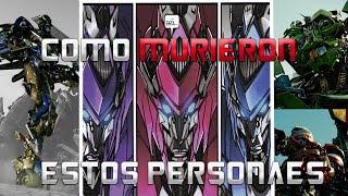 la muerte de JOLT,SKIDS,MUDFLAP y ELITA|curiosidades de los comics transformers parte3