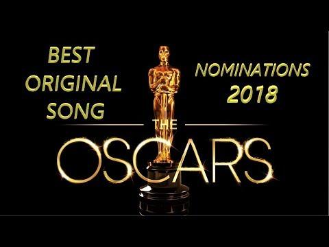 Oscars 2018: Nominations Best Original Song