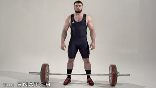 SNATCH / Olympic weightlifting