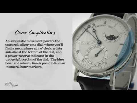 See this Breguet Classique Power Reserve 18k White Gold Watch