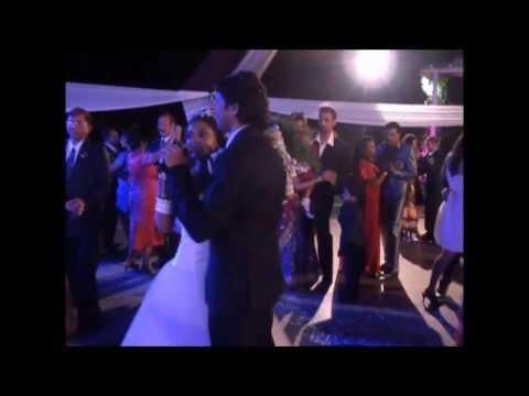 Goan Song Kontrad Sasnacho sung by Bride on her Wedding Day 27th Dec 13