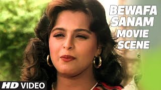 Bewafa Sanam Movie Scene | Krishan Kumar, Shilpa Shirodkar | Yeh Mard Ka Haath Hain