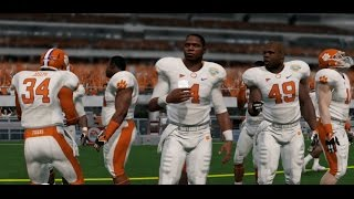 NCAA 14  CRAZY Alabama vs. Clemson National Championship