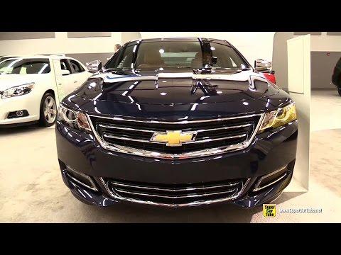 2015 Chevrolet Impala LTZ - Exterior and Interior Walkaround - 2015 Ottawa Gatineau Auto Show