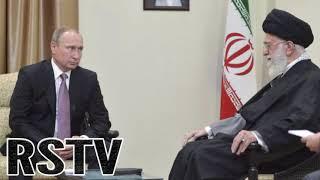 Putin Decide Unirse a Iran; se abre Nueva Conexión Económica sin Precedentes