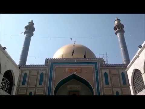 Sehwan Sharif view of Latest Structure of Dargah Sharif