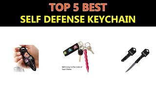 Best Self Defense Keychain 2019