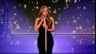 Mariah Carey - I Want To Know What Love Is (live @ The X Factor UK)