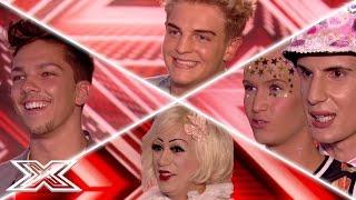 X Factor UK 2016 Auditions Week 2   Bradley & Ottavio, Freddy Parker & Matt Terry & More