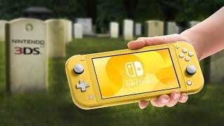 Switch Lite Finally Kills the 3DS - Inside Gaming Daily