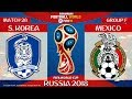 South Korea vs Mexico 1 2 ⚽️ All Goals & Highlights | FIFA World Cup Russia 2018 | 23/06/2018