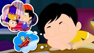 dreams song | original song | nursery rhyme | kids songs | childrens rhymes