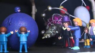 Charlie and the chocolate factory (Playmobil Expo Barcelona)