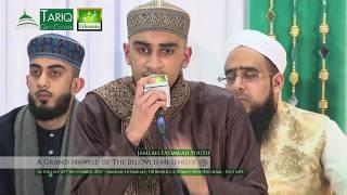 Hamzah Khan    A Grand Mawlid of The Beloved Messenger ﷺ   Jameah Fatimeah Youth