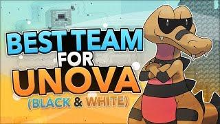 Best Team For Unova (Black and White)