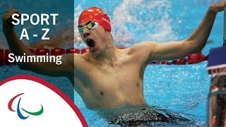 Paralympic Sport A-Z: Swimming