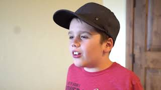 Centipede Attack! Nerf Battle with Wild Toy Bug Vs. Ethan and Cole in the Woods!