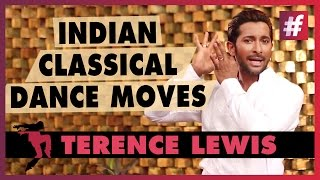 Terence Lewis - Guide To Basic Indian Classical Dance