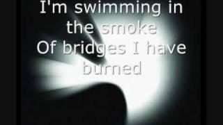 Linkin Park - Burning in the Skies - Lyrics on screen