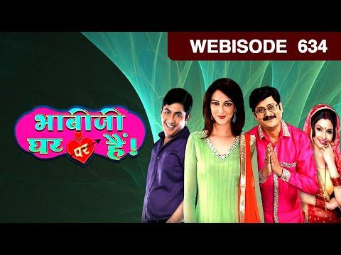 Xxx Mp4 Bhabi Ji Ghar Par Hain भाबीजी घर पर हैं Episode 634 August 02 2017 Webisode 3gp Sex