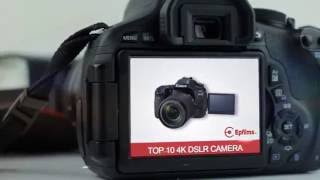 EPfilms 4K Cameras Camcorders HD Action Sports