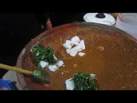 Culinary Tour Pontianak : Pecal Bibi Jalan Pancasila Lampu Merah Sungai Jawi