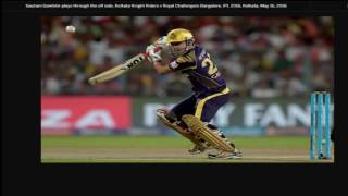 IPL 2016 Highlights Match 48: KKR vs RCB – Kolkata Knight Riders vs Royal Challengers Bangalore High