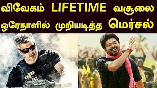 Mersal 1st Day Kerala Boxoffice Collection | Mersal Breaks Ajith's Vivegam Lifetime Collection