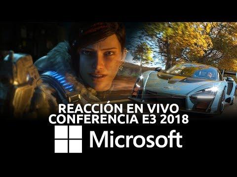 Xxx Mp4 Conferencia Microsoft Reacción En Vivo E3 2018 3GB 3gp Sex