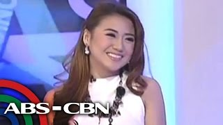 How Morissette steps away from Sarah G's shadow?
