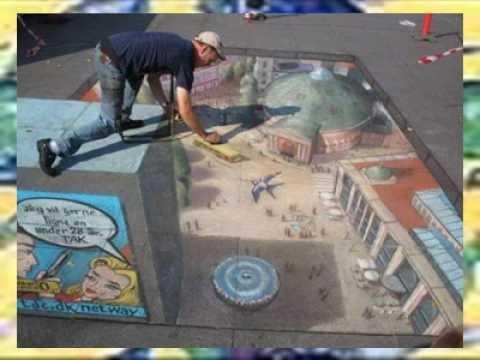 Desenhos chão a 3D.wmv