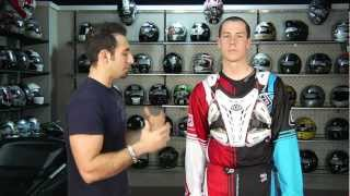 Troy Lee CP 5900 Chest Protector Review at RevZilla.com
