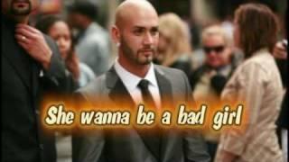 Bad Girl lyrics -- massari (high quality)