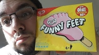 Walls Funny Feet Review