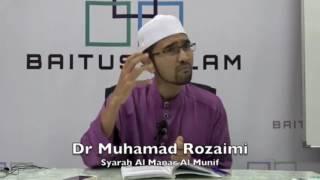 Ada Seorang TOK GURU Kata Saya & Dr Maza MENCELA Ulamak - Dr ROZAIMI RAMLE