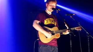 Sunburn  Ed Sheeran  Koninklijk Circus  24112012