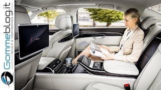 2018 Audi A8 L INTERIOR - New A8 55 TFSI quattro Exterior + DRIVE