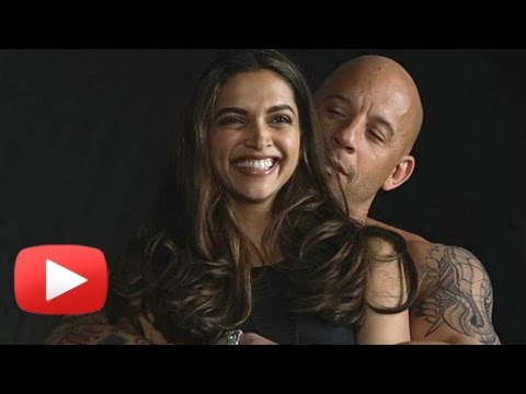 Xxx Mp4 WATCH Deepika Padukone Vin Diesel FUNNY CUTE Video For Diwali 3gp Sex