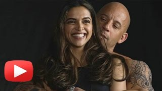 WATCH Deepika Padukone Vin Diesel FUNNY & CUTE Video For Diwali