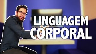 Dicas de linguagem corporal na entrevista de emprego