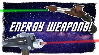 Tech Lore : Phasers... Like an Oberth, but actually dangerous