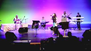 Kalankini Radha - Folk Fusion by Moonmita Ghosh At BAGC Chicago 2013