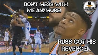 "NBA ""REVENGE and VENGEANCE"" Moments"